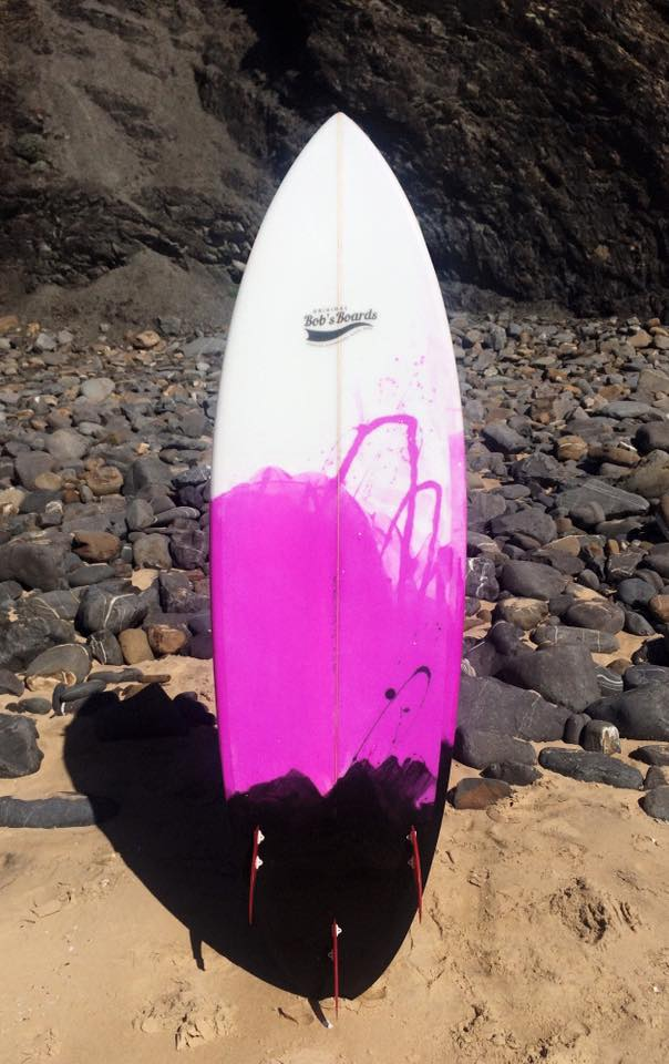 The best Christmas gifts for your surfer girl: her own custom board.