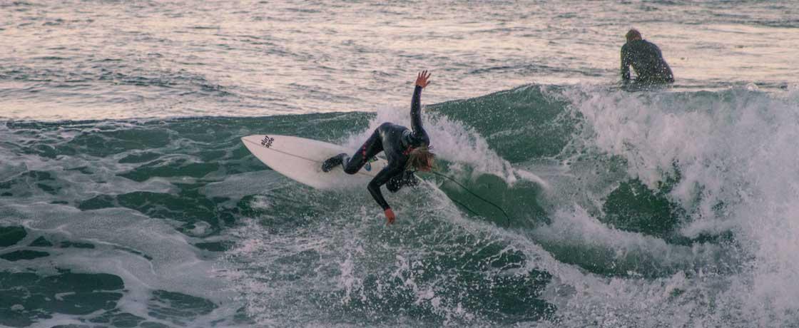Christmas gift for surfer boyfriend