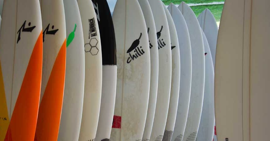 surfboard buying guide